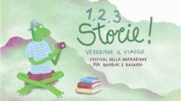 """""""1, 2, 3...Storie!"""" 2017  VII Edizione - Il viaggio"""